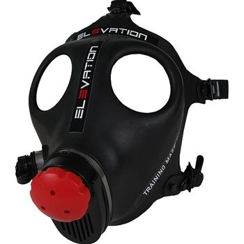 Elevation Training Mask Red1