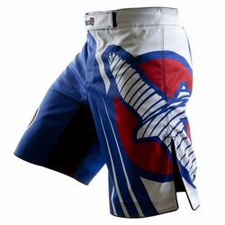 Chikara Recast Performance Shorts  Blue1