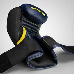 T3 Boxing Gloves navyyellow3