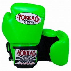 yokkao synthex neon green 1