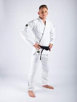 BASE BJJ GI white V1 1