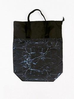 tote gym bag BLACK 3