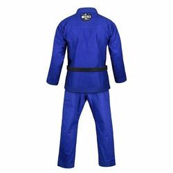 Ground Control Pro Series Gi blue 2