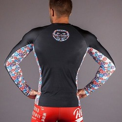 Scramble Skuruma Pocket Rashguard 2