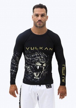 RASH GUARD VULKAN LION1