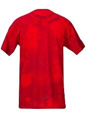 ECKO UNLTD Tシャツ CIRCLE OF VIOLENCE 赤 バック