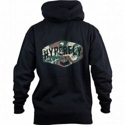HYPERFLY Sports Camo Zip Hoodie 2