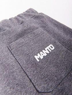 MANTO cotton shorts COMBO melange 4