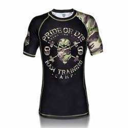 Rashguard RAW TRAINING CAMP 1