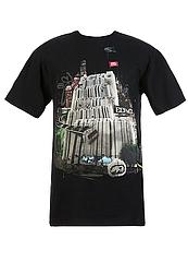 ECKO UNLTD Tシャツ EXTRUDE 黒