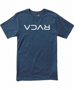 FLIPPED RVCA T-SHIRT mid 1