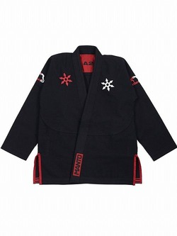 MANTO SHINOBI BJJ GI black 1