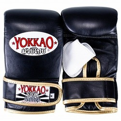 YOKKAO Training Bag Mitts Black 1