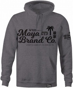 WARM BENCH HOODIE - Grey 1