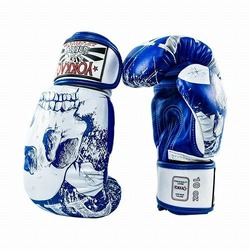 Skullz Muay Thai Boxing Gloves3