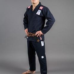 Athlete 2 Kimono - Navy 1