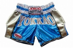 YOKKAO Carbon STORM Muay Thai Shorts 1