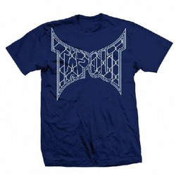 TapouT Caged T-Shirt navy