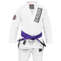 Kaizen Athletic Competitor BJJ Kimono white 1