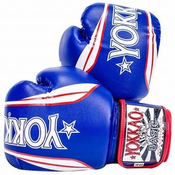 XCombat Boxing Gloves blue1