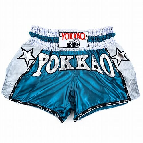 carbonfit-shorts-muay-thai-yokkao-vintage-blue