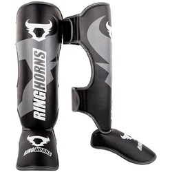 Charger Shinguards Insteps black 1