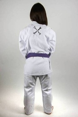 Feminino KVRA SOUL white 3