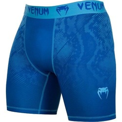 Fusion Compression Shorts blue 1