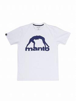 MANTO tshirt VIBE white 1