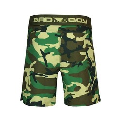 Soldier Training Fight Shorts green 2