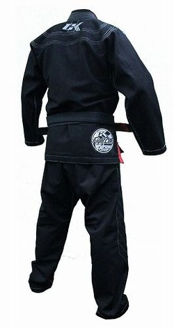 Fight Life Gi Black 2014 3