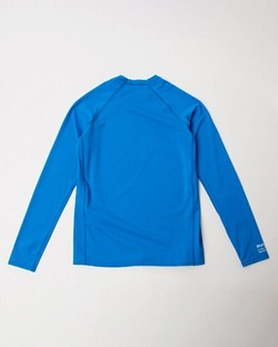 AJ045851 kids rvca longsleeve blue2