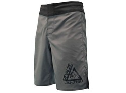 Undercover Gray Fight Shorts 1