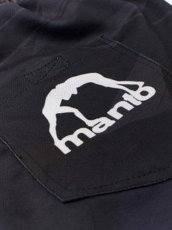 mesh shorts ICON black 4