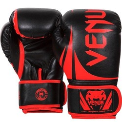 Challenger 20 Boxing Gloves blackred 1