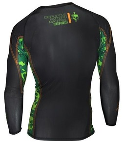 NEW Lucky Gi Camo Rash Guard 2