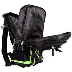 Challenger Pro Backpack blackneoyellow 4