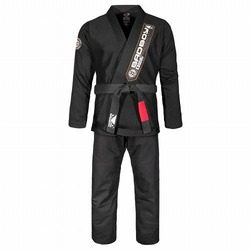 Series Champion BJJ Gi  black1