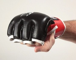 Red Line Open Palm MMA Gloves 2