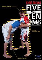 DVD 5/10 フィンガーギロチン with クリス・ブレナン