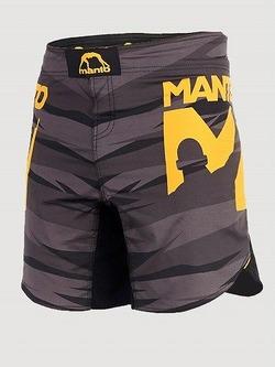 fight shorts DUAL black 1