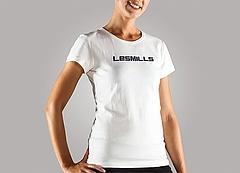 Universal Globe Tee Ladys White Front