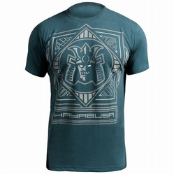 Warrior Code T-Shirt blue 1a