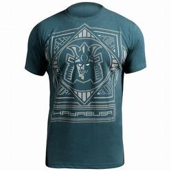Warrior Code T-Shirt blue 1a