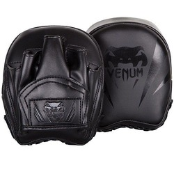 Elite Mini Punch Mitts BlackBlack 1