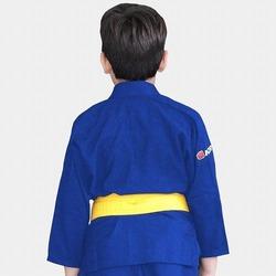 KIMONO KIDS REFORCADO blue 4