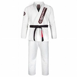 Series Champion BJJ Gi  white1