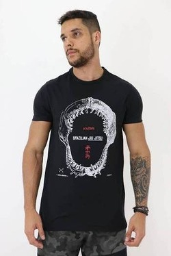 Camiseta Shark black 1