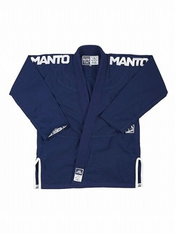 MANTO X3 BJJ GI navy blue V2 1