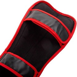 Challenger Standup Shinguards blackred 3